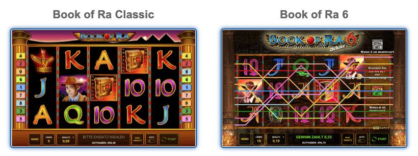 Slot Machine kostenlos spielen ohne Anmeldung